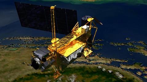 UARS NASA Satallite