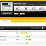 Pingdom page load speed