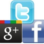 Facebook Twitter Google Plus