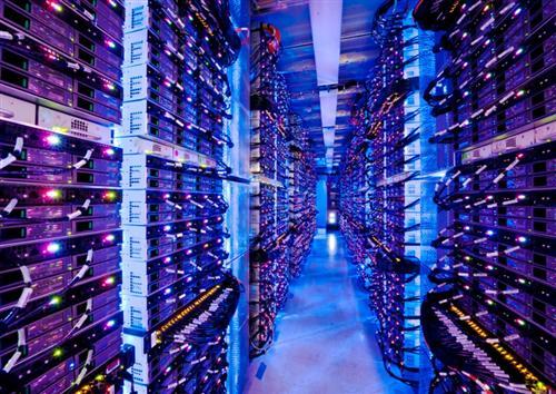Google YouTube Datacenter