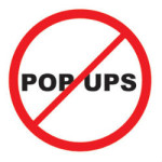 I hate pop-ups