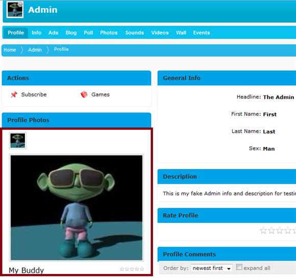 Boonex Dolphin 7.0.3 Image Error Fixed