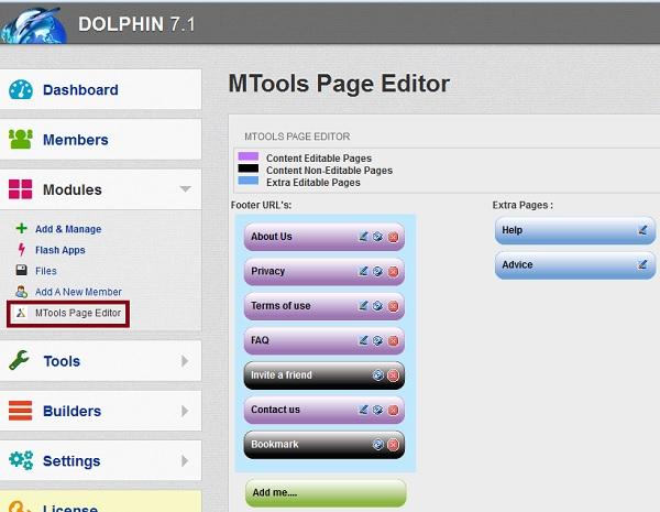 Mtools Page Editor Dolphin 7.1