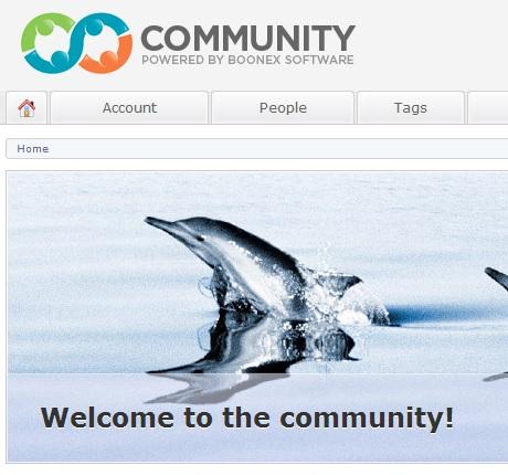 Original Dolphin 7 Welcom to the community