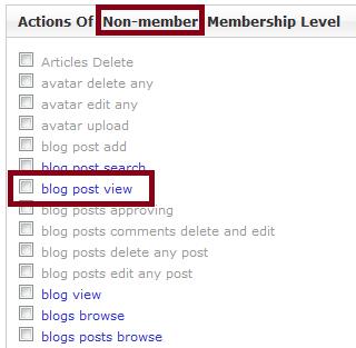 Dolphin 7 Settings Membership Levels